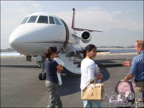 豪门贵妇刘涛宠爱爱马仕,私人飞机价值3亿