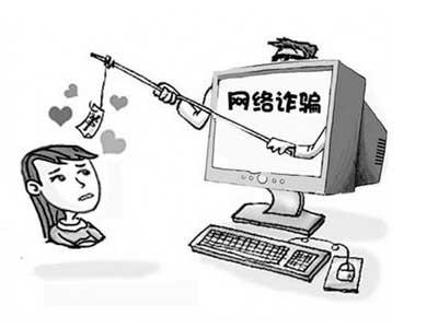 小心网络诈骗
