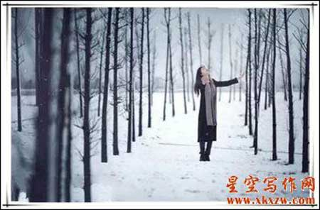 冬天的情愫