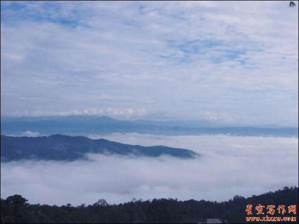 缅甸小勐拉维加斯的唯美风景