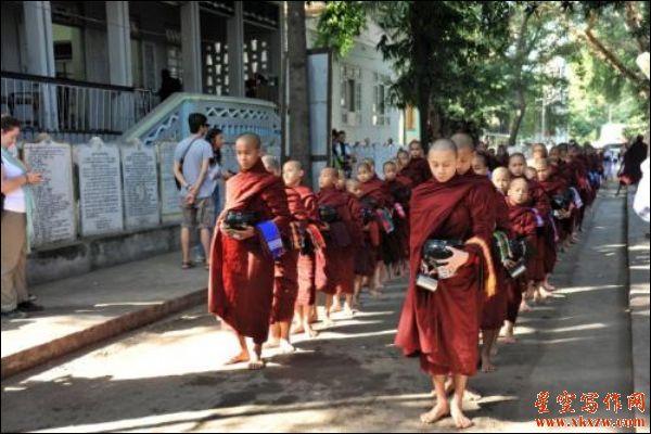 游走缅甸佛国